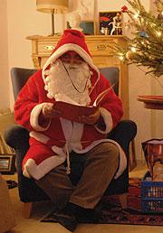Der Chemnitzer Weihnachtsmann