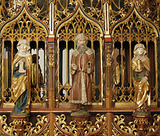 Chemnitzer Heiliges Grab, um 1500