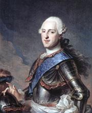 Francois Guerin: Prinz Xaver von Sachsen, Staatliche Kunstsammlungen Dresden, Gemäldegalerie Alte Meister